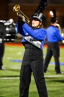 Pleasant Valley High School PV Marching Band-1101