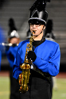 Pleasant Valley High School PV Marching Band-1109