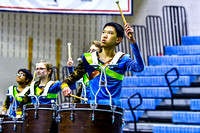 Hopewell Valley Drumline_170401_Spring-Ford-4510