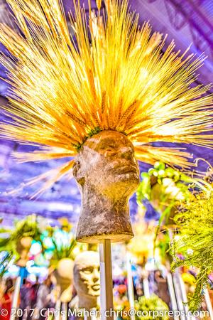 011-Big Hair - Philadelphia Flower Show