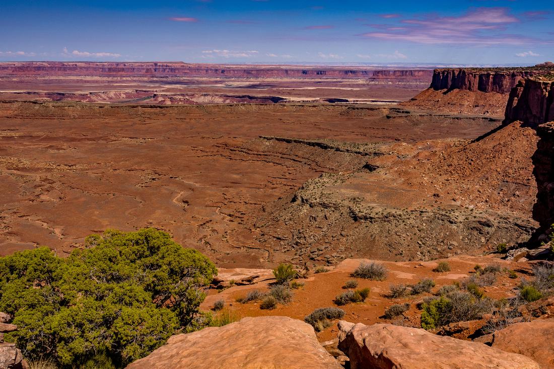 Orange Cliff Overlook-039