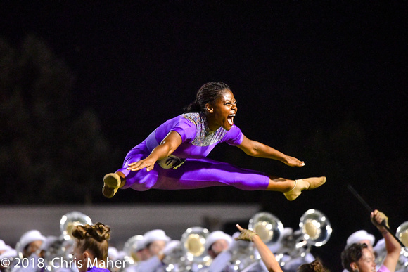 034-Above the Crowd - Courtney Tapper - Bluecoats