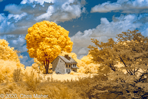 064-Webb Farm House