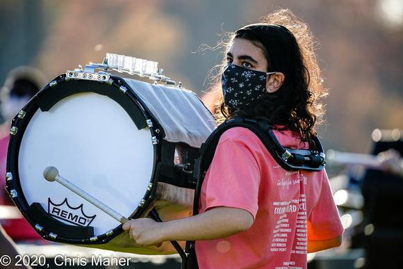 091-Masked Bass Drummer