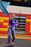Avon Grove Maroon Guard-1560
