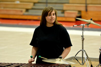 Hunterdon Central Regional Novice Percussion