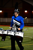 Pleasant Valley High School PV Marching Band-1099