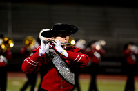 Saucon Valley High School Panthers Marching Band-225