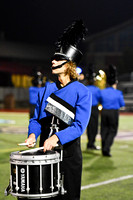 Pleasant Valley High School PV Marching Band-1096