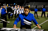 Pleasant Valley High School PV Marching Band-1095