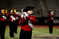 Saucon Valley High School Panthers Marching Band-226