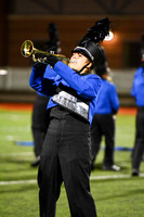 Pleasant Valley High School PV Marching Band-1102