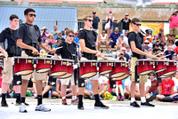 Center Grove Drumline_150808_Indianapolis-8680