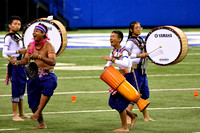 Drumline Battle - group from Thailand-Indianapolis-12740