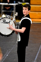 Haddon Heights Drumline_130126_Upper Darby-4513