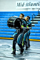 Hopewell Valley Drumline-689