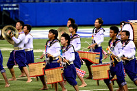 Drumline Battle - group from Thailand-Indianapolis-12730