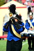 Manchester Township High School Marching Hawks - Manchester NJ-595