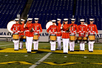 US Marines Drum and Bugle Corps
