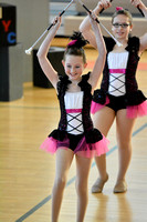 Russells All Stars Junior Twirlers