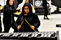 Bergenfield Drumline_170402_South Brunswick-6849