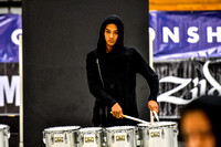Bergenfield Drumline_170402_South Brunswick-6851