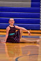 Rhythm in Motion Junior Twirlers