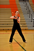 Russells All Stars World Twirlers-508