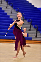 Rhythm in Motion Novice Twirlers