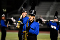 Pleasant Valley High School PV Marching Band-1107