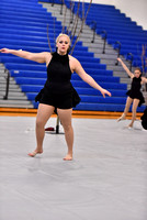 Rhythm in Motion Senior Twirlers-716