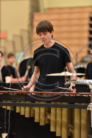 Hunterdon Central Regional Percussion-313