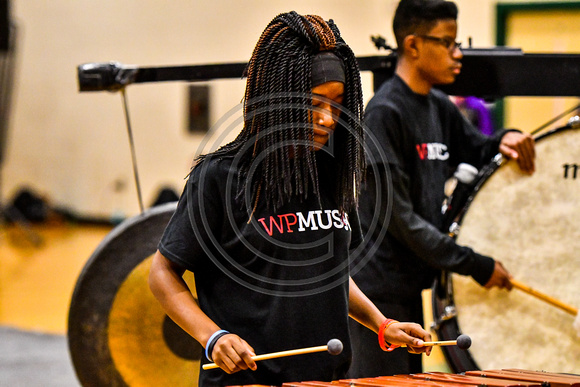 William Penn Drumline_170304_Ridley-5874
