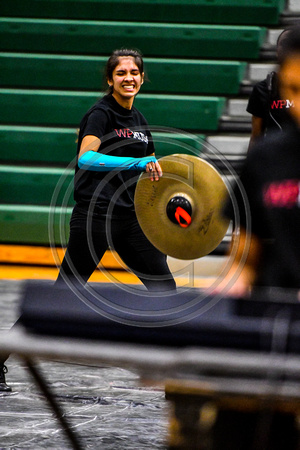 William Penn Drumline_170304_Ridley-5881
