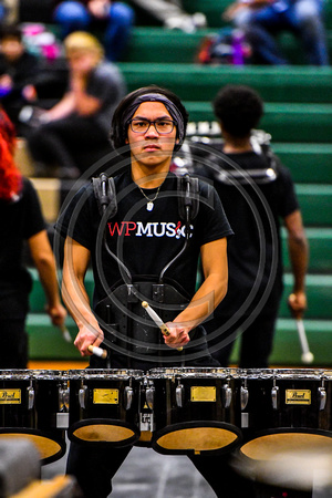 William Penn Drumline_170304_Ridley-5893