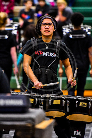 William Penn Drumline_170304_Ridley-5892