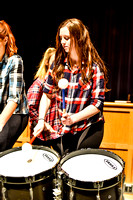 Highland Bass Drum Ensemble_170401_Spring-Ford-2707