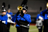 Pleasant Valley High School PV Marching Band-1106