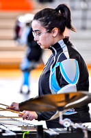 Hopewell Valley Drumline_180324_Perkiomen Valley-8247