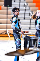 Hopewell Valley Drumline_180324_Perkiomen Valley-8249
