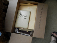 Box of Memoriabilia - 0036