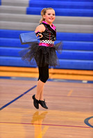 Rhythm in Motion Cadet Dance