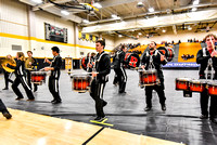 Rutgers University Drumline_180408_South Brunswick-0889