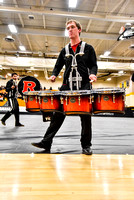 Rutgers University Drumline_180408_South Brunswick-0893