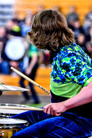 Garnet Valley Drumline_180317_Avon Grove-4404