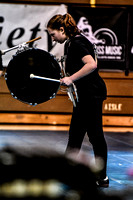 Hopewell Valley Drumline_180224_North Penn-4781