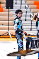 Hopewell Valley Drumline_180324_Perkiomen Valley-8250