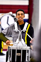 Haddon Heights Drumline_170430_Eastern Regional-3010