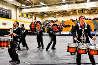 Rutgers University Drumline_180408_South Brunswick-0895