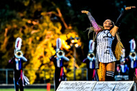 054-Backlit Blue Devils